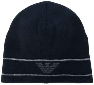 8d10ae336a9 Armani Beanie Hats For Men - ShopStyle