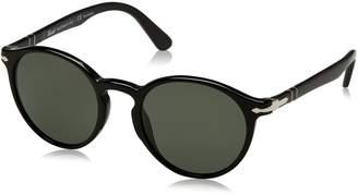 b732dee5f Persol Men's PO3171S Sunglasses /Crystal Green Polarized 49mm