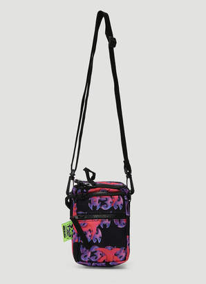 Garbage Tv Were Just Touring Cross Body Bag in Pink