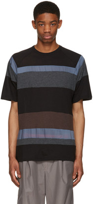 Kolor Multicolor Striped T-Shirt $450 thestylecure.com