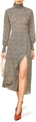 Reformation Georgina Maxi Dress