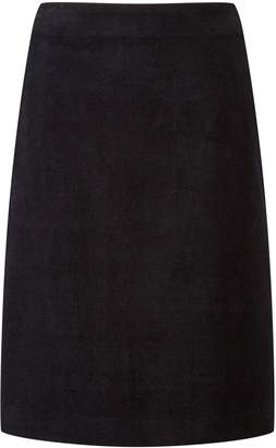 Next Womens Pure Collection Black A-Line Skirt