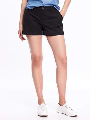"Relaxed Mid-Rise Shorts for Women (3 1/2"") $22.94 thestylecure.com"