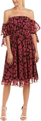 Milly Zoey Midi Dress