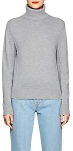 Chloé Women's Cashmere Turtleneck Sweater-Gray