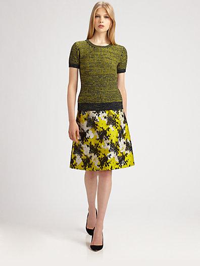 Erdem Florette Skirt