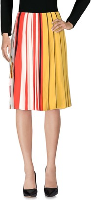 Prada Knee length skirts - Item 35294094OM