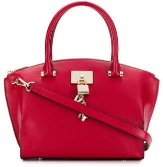 DKNY padlock handbag