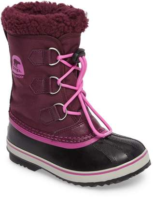Sorel 'Yoot Pac' Waterproof Snow Boot