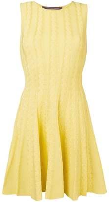 Valenti Antonino flared sleeveless dress
