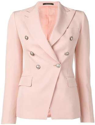 Tagliatore classic slim-fit blazer