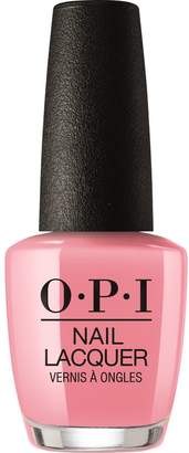 OPI Pink Ladies Rule the School Nail Lacquer