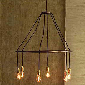 Roost Halo Chandelier Pendant Lamp