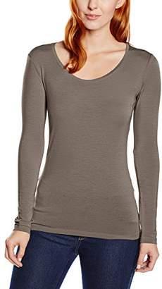 9fde76cf651b ... Rich   Royal rich royal Women s I LS Long Sleeve Longsleeve T - Shirt -  Brown