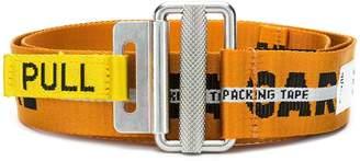 Heron Preston pull belt