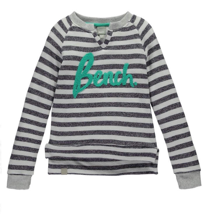 Bench Stripey Logo Crew