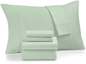 Aq Textiles Essex StayFit 6-Pc Extra Deep Pocket California King Sheet Set 1200 Thread Count, Created for Macy's Bedding