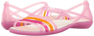 Crocs - Isabella Sandal Women's Sandals $39.99 thestylecure.com