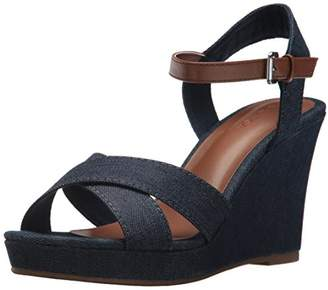 Nautica Women's Longshore Wedge Sandal