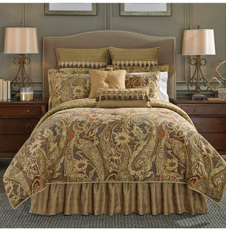 Croscill Ashton 4pc Cal King Comforter Set Bedding