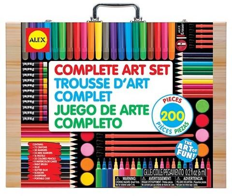AlexAlex Toys Artist Studio Complete Artist