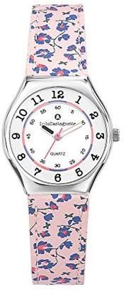 Lulu Castagnette Girl's Watch 38827