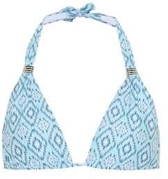Melissa Odabash Grenada printed bikini top