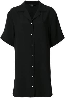 Versus graphic print shirt dress