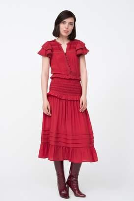 Sea Azzedine Midi Dress