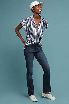 DL1961 Bridget Mid-Rise Bootcut Petite Jeans