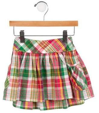 Ralph Lauren Girls' Plaid Skirt w/ Tags