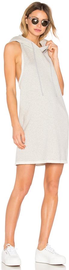 Hudson Jeans Hoodie Sweatshirt Dress