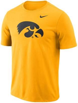 Nike Men's Iowa Hawkeyes Logo Tee