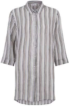 Marina Rinaldi Striped Shirt