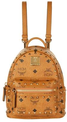 MCM X-Mini Studded Stark Backpack