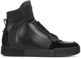 Dolce & Gabbana hi top sneakers