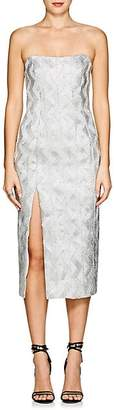 MANNING CARTELL Women's No Filer Strapless Dress - Silver