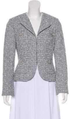 St. John Structured Tweed Jacket