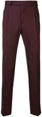 Berwich slim fit trousers