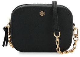 Tory Burch Robinson Round Crossbody Bag $225 thestylecure.com
