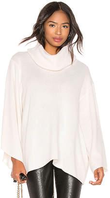 BCBGMAXAZRIA Cowl Neck Pullover Sweater