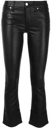 RtA Duchess Woman cuffed flared trousers