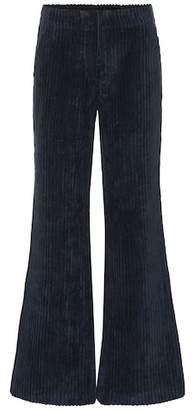 Acne Studios Cotton corduroy pants