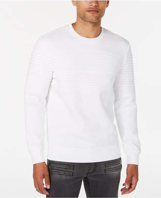 INC International Concepts I.n.c. Men's Crew Neck Sweatshirt, Created for Macy's