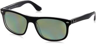 Ray-Ban Men's Injected Sunglasses