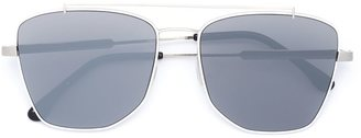Vera Wang aviator sunglasses $405 thestylecure.com