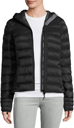 206a0bf7 Canada Goose Brookvale Quilted Hoodie Puffer Jacket