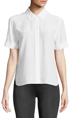 Equipment Paulette Silk Shirt