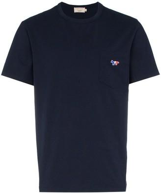 MAISON KITSUNÉ Fox Motif T-Shirt