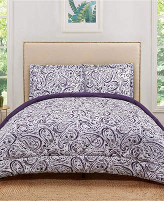 Pem America Truly Soft Watercolor Paisley King Comforter Set